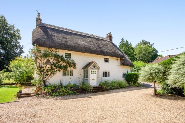 5 bed detached house for sale in Wonston, Hampshire SO21