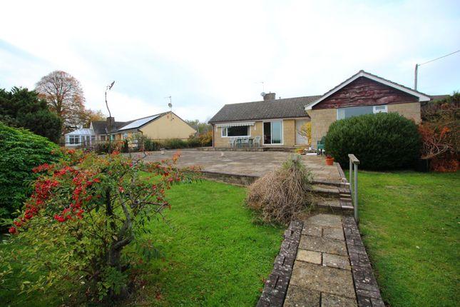 Thumbnail Detached bungalow for sale in Shaw Hill, Shaw, Melksham
