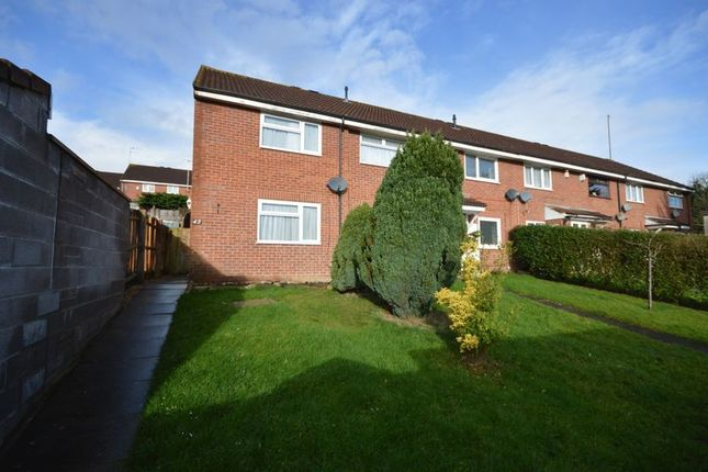 Thumbnail End terrace house for sale in The Ridings, Dundry, Bristol