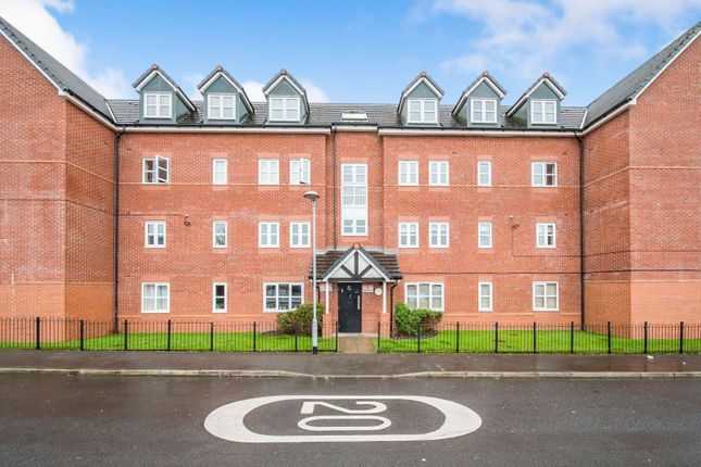 Thumbnail Flat to rent in Gas Street, Platt Bridge, Lancs