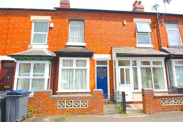 Thumbnail Terraced house for sale in Tenby Road, Birmingham
