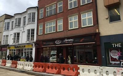Thumbnail Retail premises to let in (Thorntons Plc), Westborough, Scarborough
