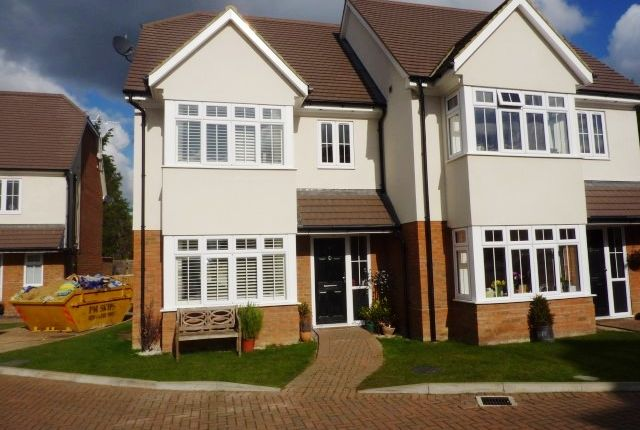 Thumbnail Semi-detached house for sale in Dorset Close, Chessington