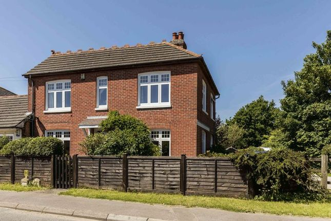 Thumbnail Semi-detached house for sale in Broad Road, Hambrook, Chichester