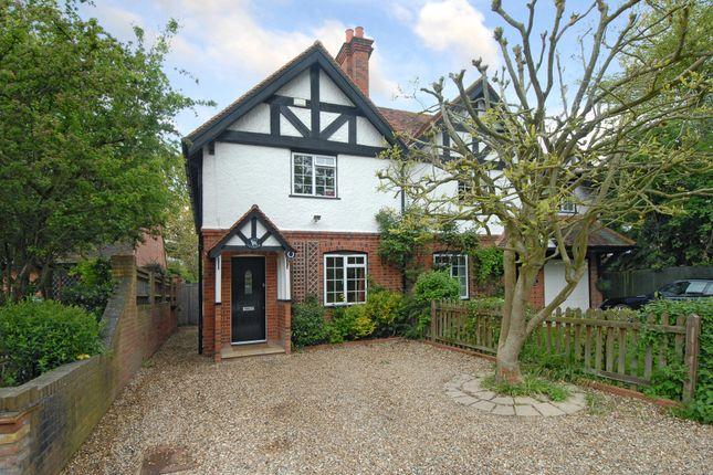 Thumbnail Semi-detached house to rent in Park Cottage, Furze Platt Road, Maidenhead, Berkshire