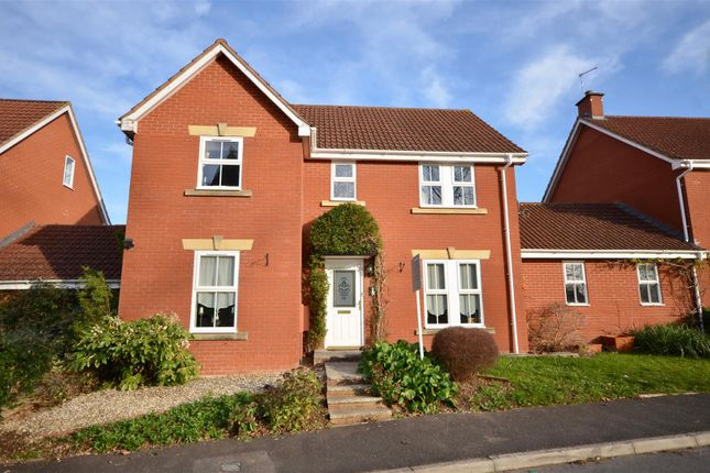 Thumbnail Link-detached house for sale in Graham Way, Cotford St. Luke, Taunton