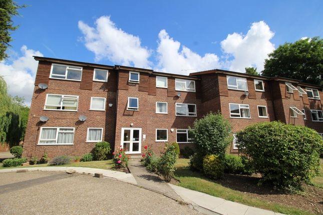 Thumbnail Flat for sale in Greenacre Court, Englefield Green, Egham, Surrey