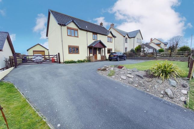 4 bed detached house for sale in Betws Ifan, Beulah, Newcastle Emlyn SA38