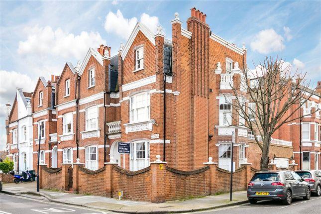 Thumbnail End terrace house for sale in Ryecroft Street, London