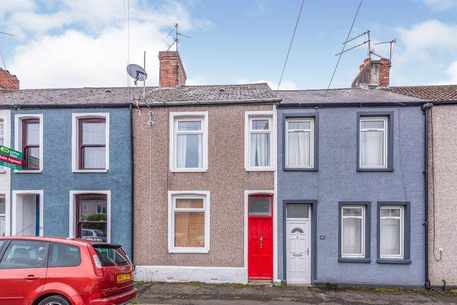 Thumbnail Terraced house for sale in Daisy Street, Canton, Cardiff