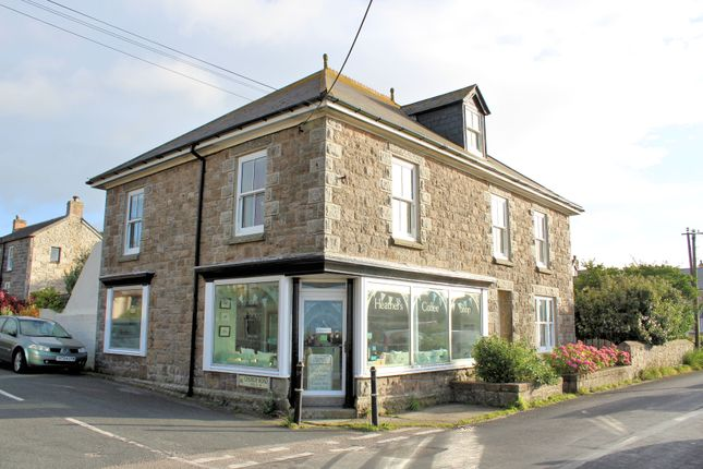 Thumbnail Detached house to rent in Church Road, Pendeen