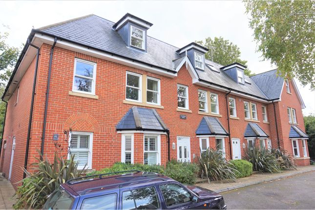 Thumbnail Flat for sale in Cranworth Road, Winchester