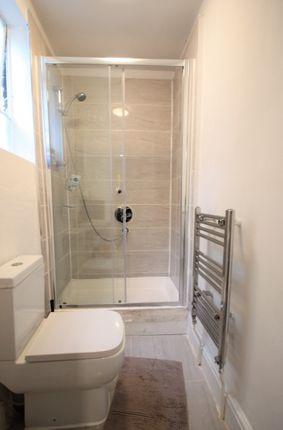 Shower Room of Cardozo Road, Islington N7