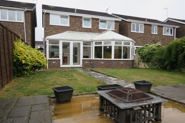 Thumbnail Detached house for sale in Sparke Close, Wellingborough