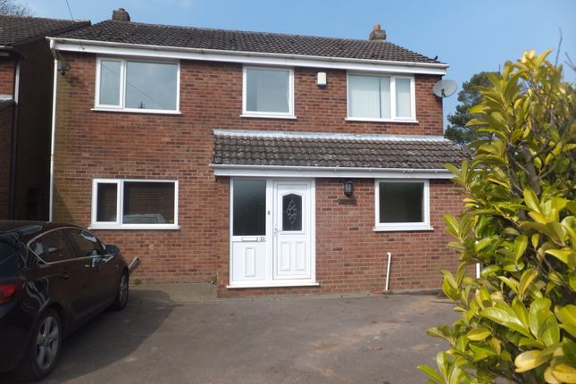 Thumbnail Detached house to rent in East House Drive, Hurley