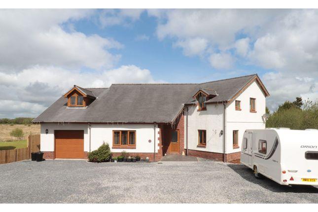 Thumbnail Detached house for sale in Carmel, Llanelli