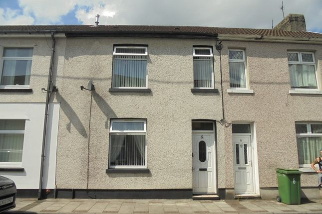 Thumbnail Terraced house for sale in Violet Street, Aberdare