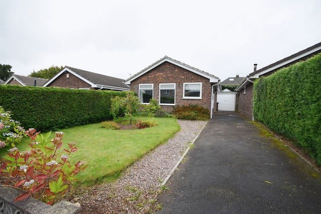 Thumbnail Detached bungalow for sale in Meigh Road, Werrington, Stoke-On-Trent