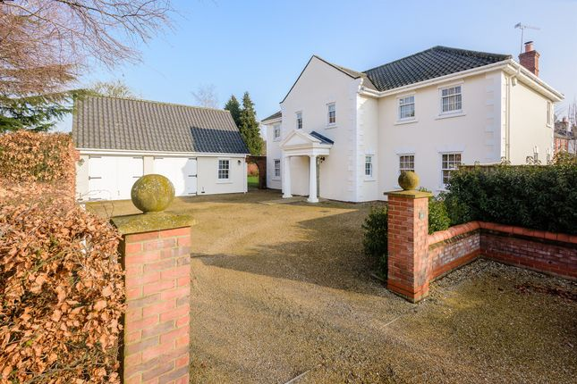 Thumbnail Detached house for sale in Eastgate Park, Necton, Swaffham