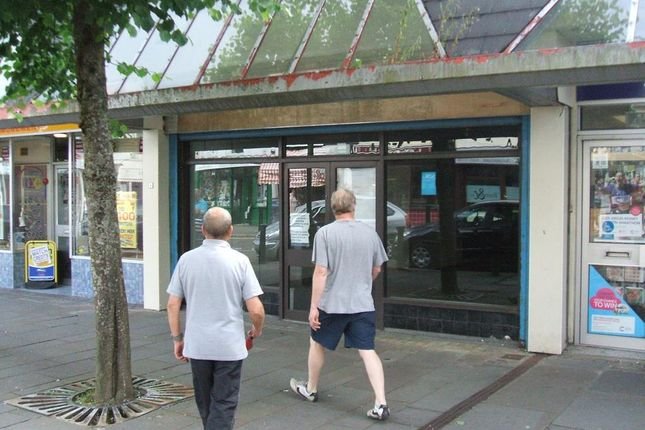 Retail premises to let in Unit 2, Gwent Shopping Centre, Tredegar