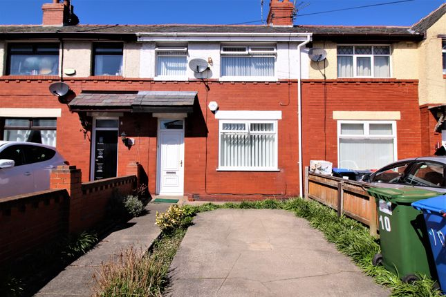 3 bed terraced house for sale in Oxford Road, Fleetwood FY7