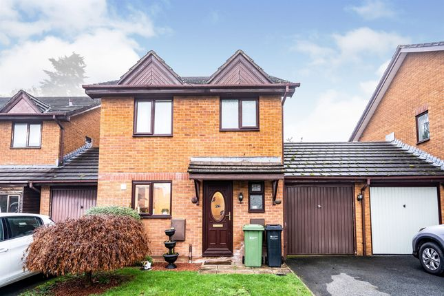 3 bed link-detached house for sale in The Dales, Lower Bullingham, Hereford HR2