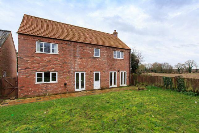 Thumbnail Detached house for sale in Melton Close, Beetley, Dereham
