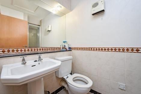 Second Bathroom of Prescot Street, London E1