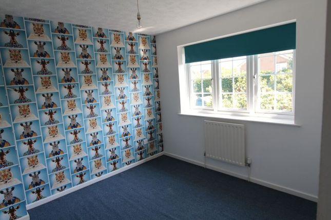 Bedroom Three of Canoe Close, Warsash, Southampton SO31