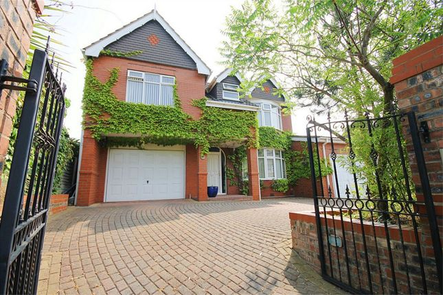 Thumbnail Detached house for sale in Penketh Business Park, Cleveleys Road, Great Sankey, Warrington
