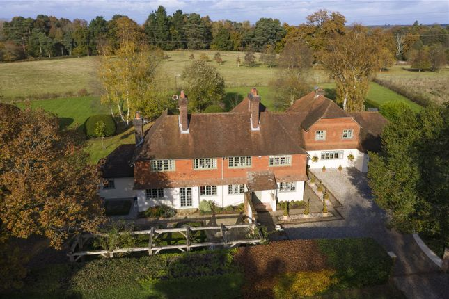 Thumbnail Detached house for sale in Portsmouth Road, Liphook, Hampshire
