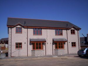 Thumbnail Flat to rent in Bain Road, Linkwood, Moray, Elgin