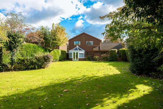 Thumbnail Detached house for sale in Brick Kiln Lane, Rufford, Ormskirk