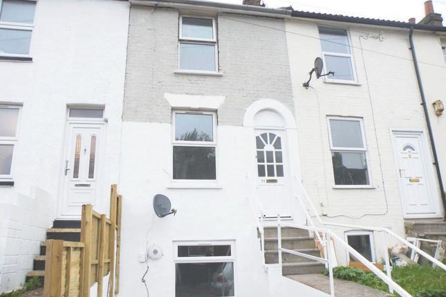 Thumbnail Terraced house for sale in Constitution Road, Chatham