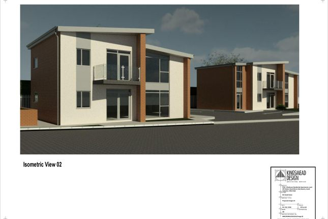 Thumbnail Land for sale in Off Station Road, Bawtry, Doncaster