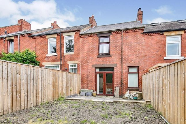 3 bed terraced house for sale in Havelock Terrace, Chopwell, Newcastle Upon Tyne NE17