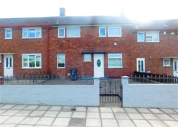 Thumbnail Terraced house to rent in Watts Close, Kirkby, Liverpool