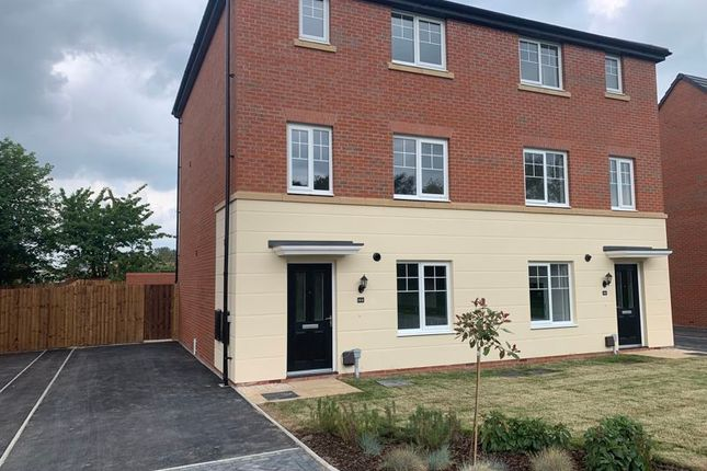 Thumbnail Semi-detached house to rent in Devana Gardens, Chester