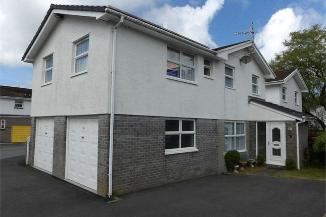 Thumbnail Detached house for sale in Maes Yr Efail, Penrhyncoch, Aberystwyth, Ceredigion