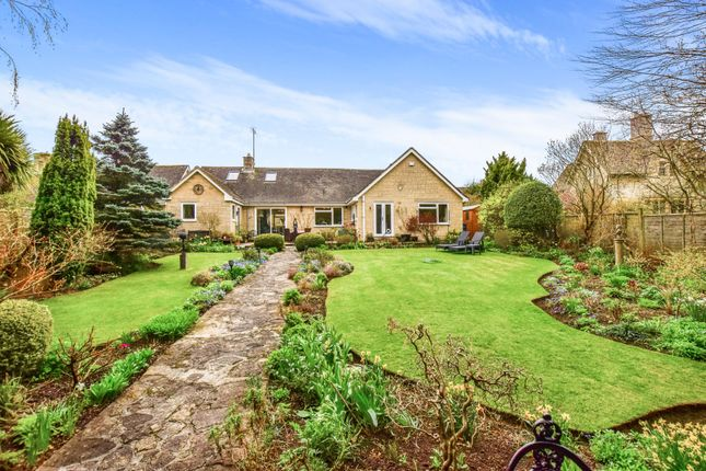 Thumbnail Bungalow for sale in Chesterton Park, Cirencester, Gloucestershire