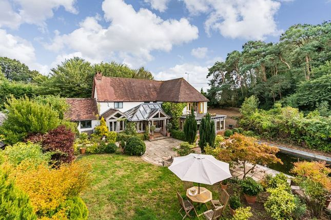 Thumbnail Detached house for sale in Stock Lane, Landford, Salisbury