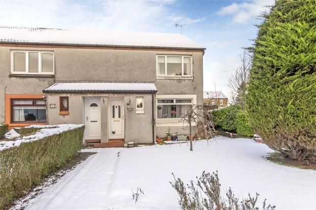 Thumbnail Flat for sale in Dunnottar Street, Bishopbriggs, Glasgow