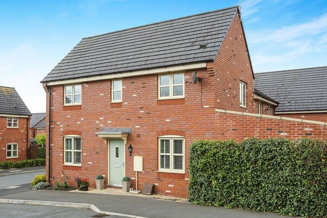 Thumbnail Semi-detached house for sale in Sweet Briar Court, Astbury, Congleton