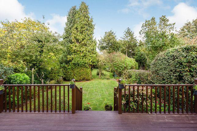 Garden of Southfleet Avenue, New Barn, Kent DA3