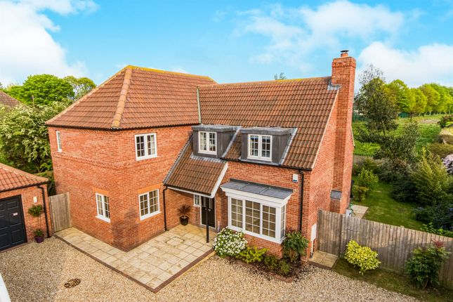 Thumbnail Detached house for sale in Nightingale Mews, Lincoln