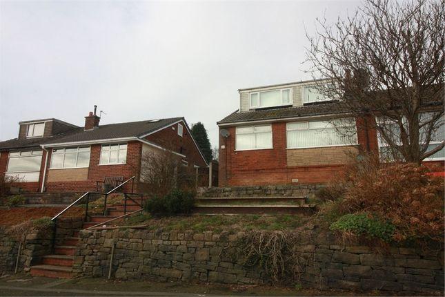 Thumbnail Semi-detached bungalow for sale in Ainsworth Avenue, Horwich, Bolton