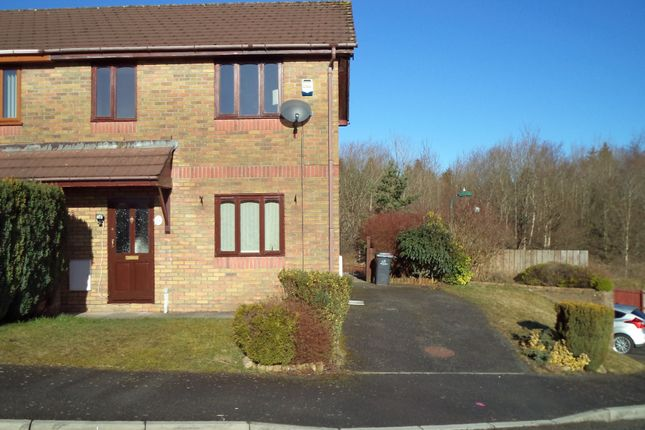 Thumbnail Property to rent in Willow Close, Ebbw Vale