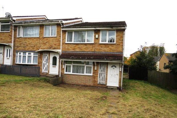 Thumbnail Property to rent in Vista Green, Kings Norton