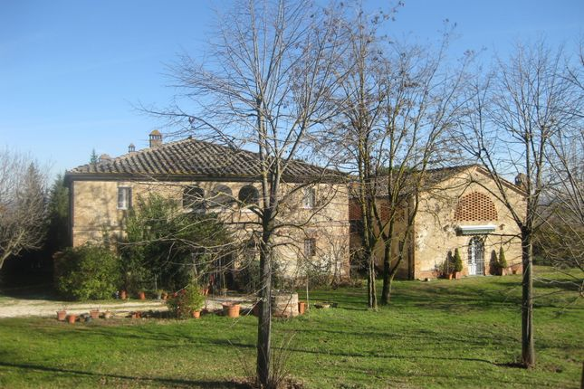 Thumbnail Farmhouse For Sale In Tuscan Villa Buonconvento Tuscany