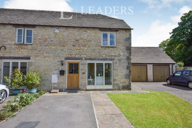 2 bed end terrace house to rent in Old Hall Mews, Cottesmore, Oakham LE15